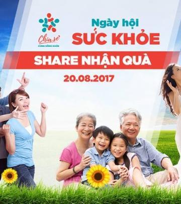 Ngày hội sức khỏe - Phano Care Day lần 2